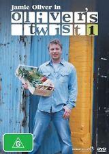 Oliver's Twist : Series 1 (DVD, 2008) JAMIE OLIVER...R4..NEW & SEALED