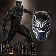 Black Panther Mask Marvel Superhero Cosplay Party Mask Prop Helmet Halloween