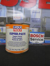 Liqui Moly Kupfer-Paste 1 x 1 kg Fett, Paste Kupferpaste Kupferfett Bremsenfett