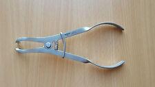 Ivory Light Weight Rubber Dam Clamp Forceps Restorative Dental Orthodontic CE