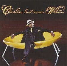CHARLIE WILSON : CHARLIE LAST NAME WILSON (CD) sealed