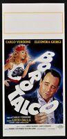 Plakat Borotalco Carlo Verdone Eleonora Giorgi Lucio Aus Sciotti Film L119