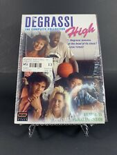 NEW Degrassi High - The Complete Collection (DVD, 2007, 4-Disc Set)