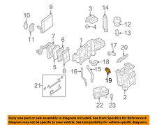 MERCEDES OEM 12-16 E350 3.5L-V6 Evaporator Heater-Servo 2219066900