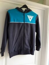 Cabrini Hoodie 13-15 Years BNWT Turquoise and Navy
