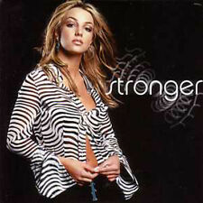 CD Single Britney SPEARS Stronger 2-Track CARD SLEEVE +++