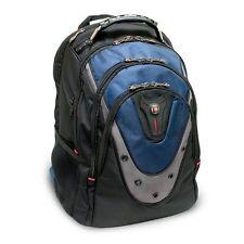 "Wenger SwissGear Blue Ibex 17"" Computer Backpack- 15""L x 10""W x 19""H NEW"