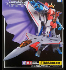 Transformers Masterpiece MP11 Starscream G1 Leader Class Action Figures Toy
