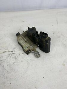 DOOR LOCK LATCH LEFT DRIVER COUPE CONVERTIBLE 51211977113 BMW E36 325 318 328 M3