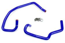 HPS Blue Silicone Heater Hose Kit Coolant OEM Replacement 57-1785-BLUE