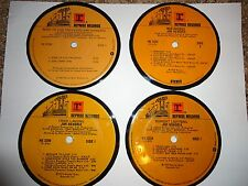 Jimi Hendrix - Record Album Coaster Set - Reprise