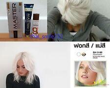 DCASH Master Color Cream Permanent Hair Dye Super Color #BH0-00 Bleaching White