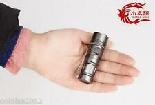 SMALL SUN ZY-R828 1200LM 300 M CREE XML T6 LED pocketable 3 Mode Mini Flashlight