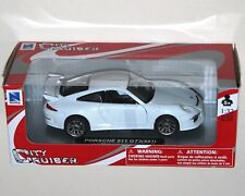 NewRay - PORSCHE 911 GT3 (991) (White) - Model Scale 1:32