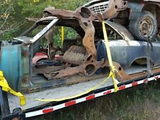 Here is a 1967 chevelle 138 ss project parts car salvage barn find