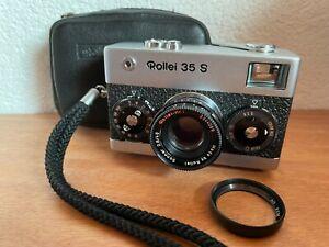 Rollei 35 S chrom Sonnar 2,8/40mm
