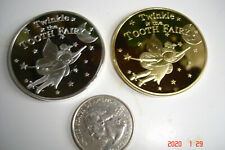 Something Different; Tooth Fairy Commemorative Coin Silver Or Gold