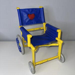 Build A Bear Workshop BAB Wheelchair Accessory Disability Injury Plush Soft Toy