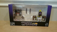 SDCC 2015 The Loyal Subjects Transformers Frenzy & Buzzsaw Exclusive Tape Pak