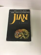 JIAN by Eric Van Lustbader 1st Edition 1985 HCDJ