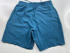 Lululemon Shorts Athletic Shorts Men's Small Blue Unlined