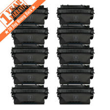 10PK High Yield CF280X 80X Toner Cartridge for HP LaserJet Pro 400 M401dn M401a