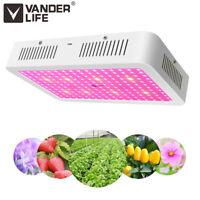 VANDER 2000W Hydro LED Grow Light Kits Full Spectrum IR for Flower Plant Medical