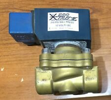 250 Xtreme 12V Dc Air Train Horn Valve 0519C 250 Psi Max Pressure Little Use