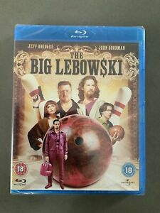 The Big Lebowski - (Jeff Bridges) # BLU-RAY - Neu & OVP