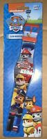 Official Paw Patrol Lcd Watch For Boys Free Postage Unopened