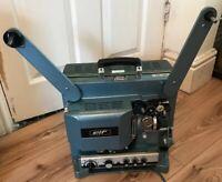 Rare Vintage Elf Eiki Model RT-2 16mm Cine Film Sound Projector Spares or Repair