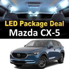 For 2013 - 2016 2017 2018 Mazda CX-5 LED Lights Interior Package Kit WHITE 7PCS