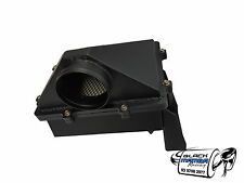 "GU Nissan Patrol High flow airbox 4"" inlet & outlet Black TD42 Turbo LS1 LS3"