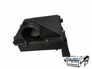 """High flow airbox 4"""" in & out TD42 Turbo LS1 LS3 for Nissan Patrol GQ"""