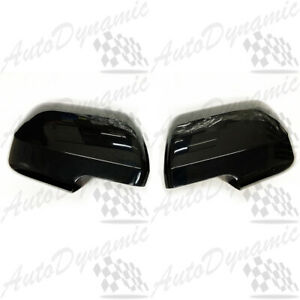 8PCS BLACKOUT MIRROR COVERS FOR 2001-2012 FORD ESCAPE MARINER TRIBUTE