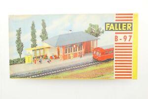 Modelleisenbahn Faller Spur H0  B - 97