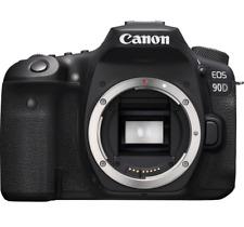 New Canon EOS 90D Digital SLR Camera Body