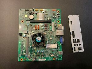 Lenovo IdeaCentre H30-00 Motherboard Pentium J2900 Quad CPU Wifi Backplate