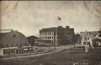 Peaks Island ME Town Buildings c1910 Postcard