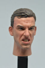 1/6 Soldier Male Head Expression for 12'' Figure HOT TOYS B