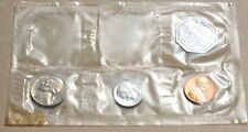 1961 PARTIAL (DIME, NICKEL CENT) US MINT PROOF SET  in ORIGINAL PACKAGING