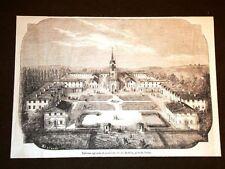 La Colonia agricola ed il Penitenziario di Mettray nel 1857 Tours