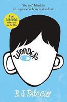 Wonder by Palacio, R.J. | Paperback Book | 9780552565974 | NEW