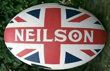 More details for new neilson legend union jack rugby needs you lord kitchener size 5 rugby ball