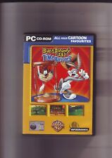 BUGS BUNNY & TAZ : TIME BUSTERS - LOONEY TUNES PC GAME - ORIGINAL & COMPLETE