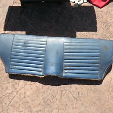 1965 1966 1967 Used FORD MUSTANG REAR SEAT OEM lower  Coupe