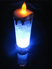 Kerzen Farbwechsel mit 2 LED von Grundig ! Weihnachten Tischleuchte Deko Lampe