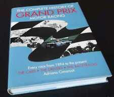 A. Cimarosti : The Complete History of Grand Prix Motor Racing. 1997 Revised ed