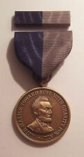 Army Civil War Campaign Military Medal and RIBBON