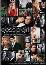 Gossip Girl: Season 6 (DVD, 2014, Canadian Bilingual)